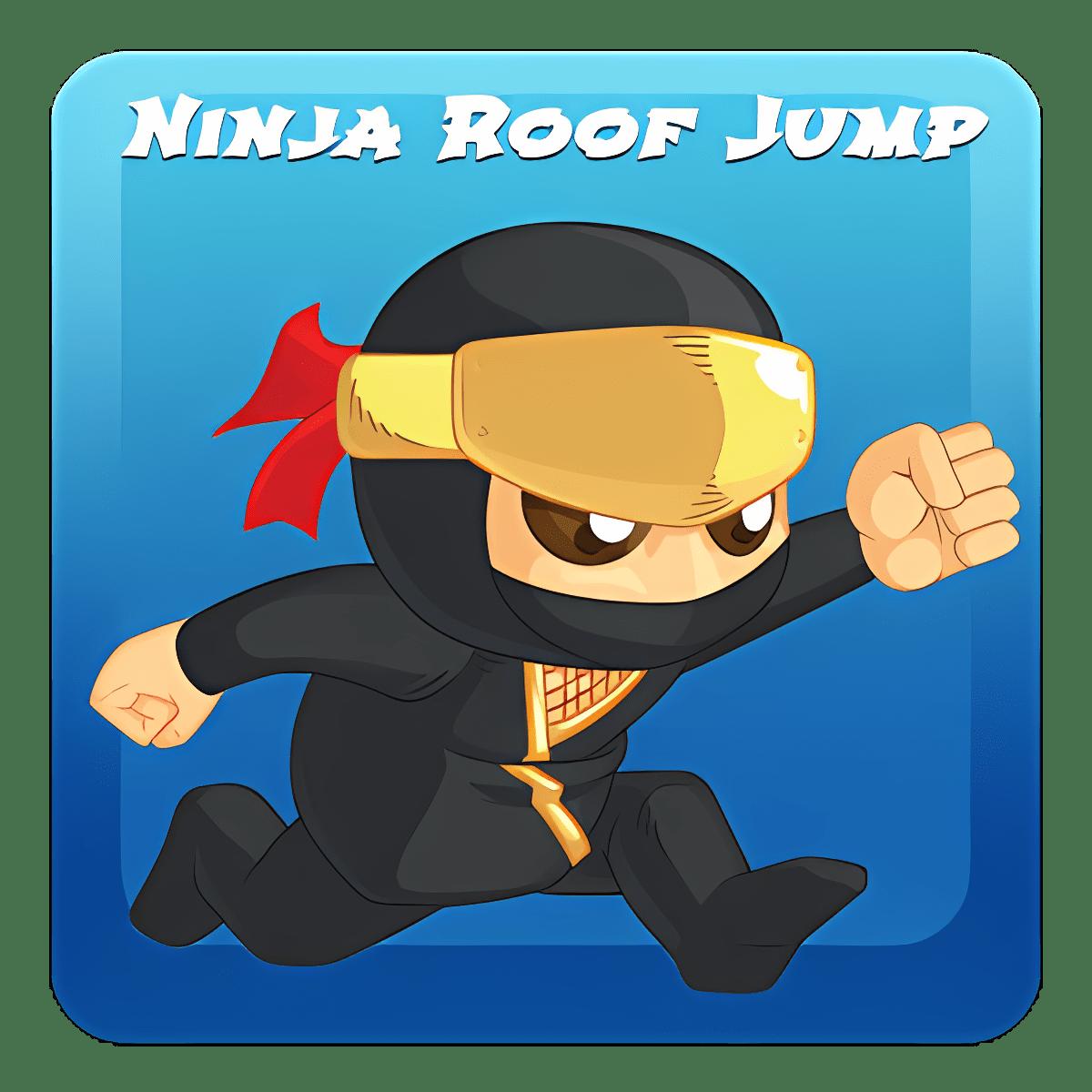 Ninja Salto Techo! 1