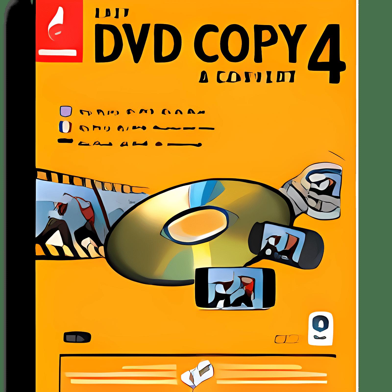 Roxio Easy DVD Copy 4