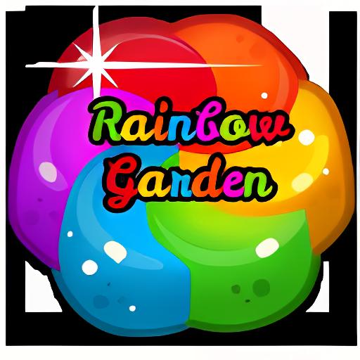 Rainbow Garden Match