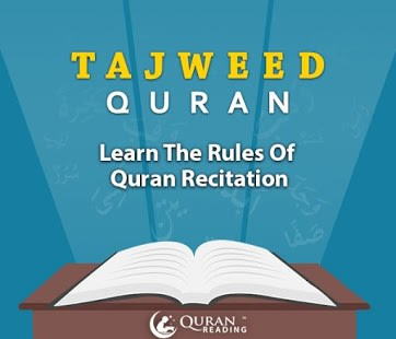 Tajweed Quran Tarteel Rules