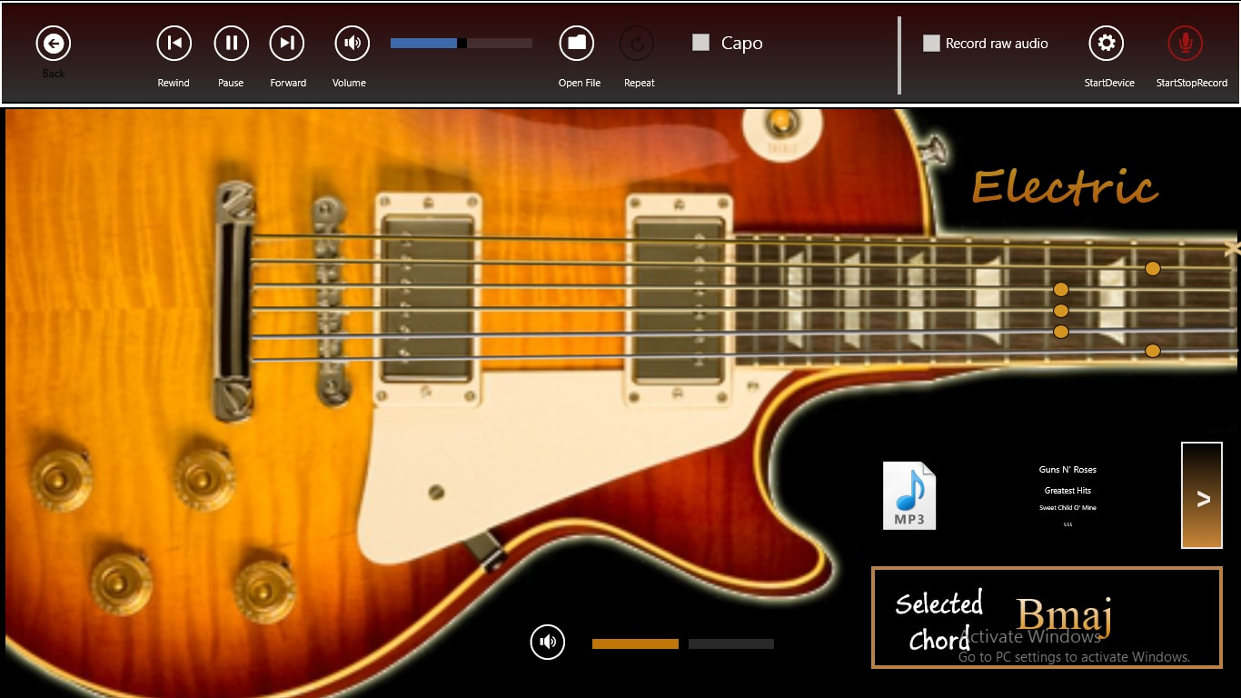 Бас гитара скачать бесплатно mp3