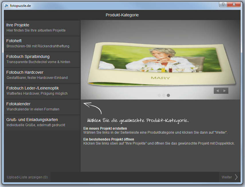 Fotobuch Designer Software