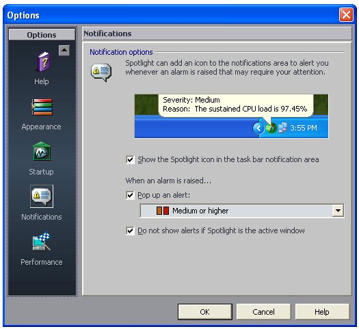 Spotlight on Windows