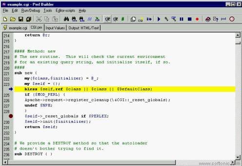 Perl Builder