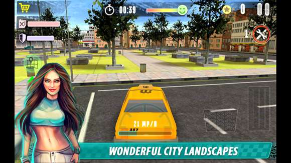 Taxi Simulator 3D Deluxe - Continuum Release