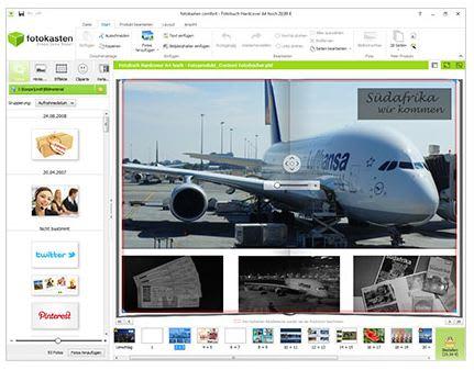 fotokasten Fotobuch Software