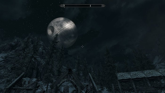 Skyrim Deathstar Moon