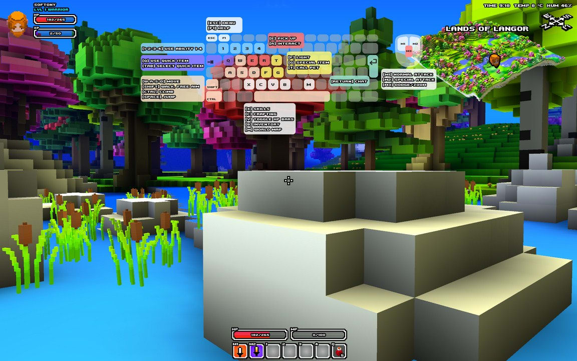 Cube world download leave the building to minecraft in cube world the aim is to fight and explore view full description gumiabroncs Images