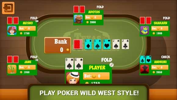 Texas Saloon Poker Pack - Continuum