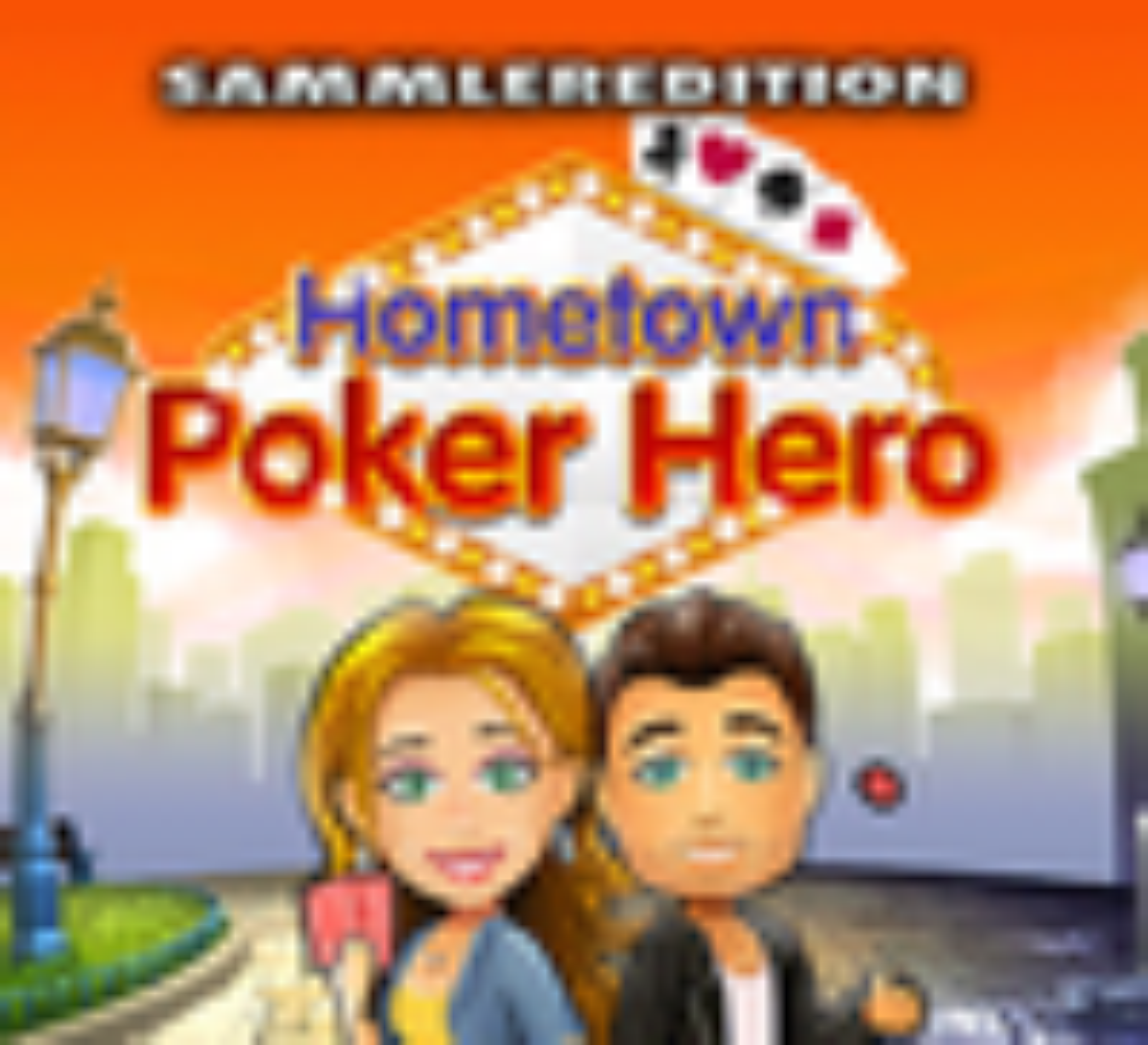 Hometown Poker Hero Platinum Edition
