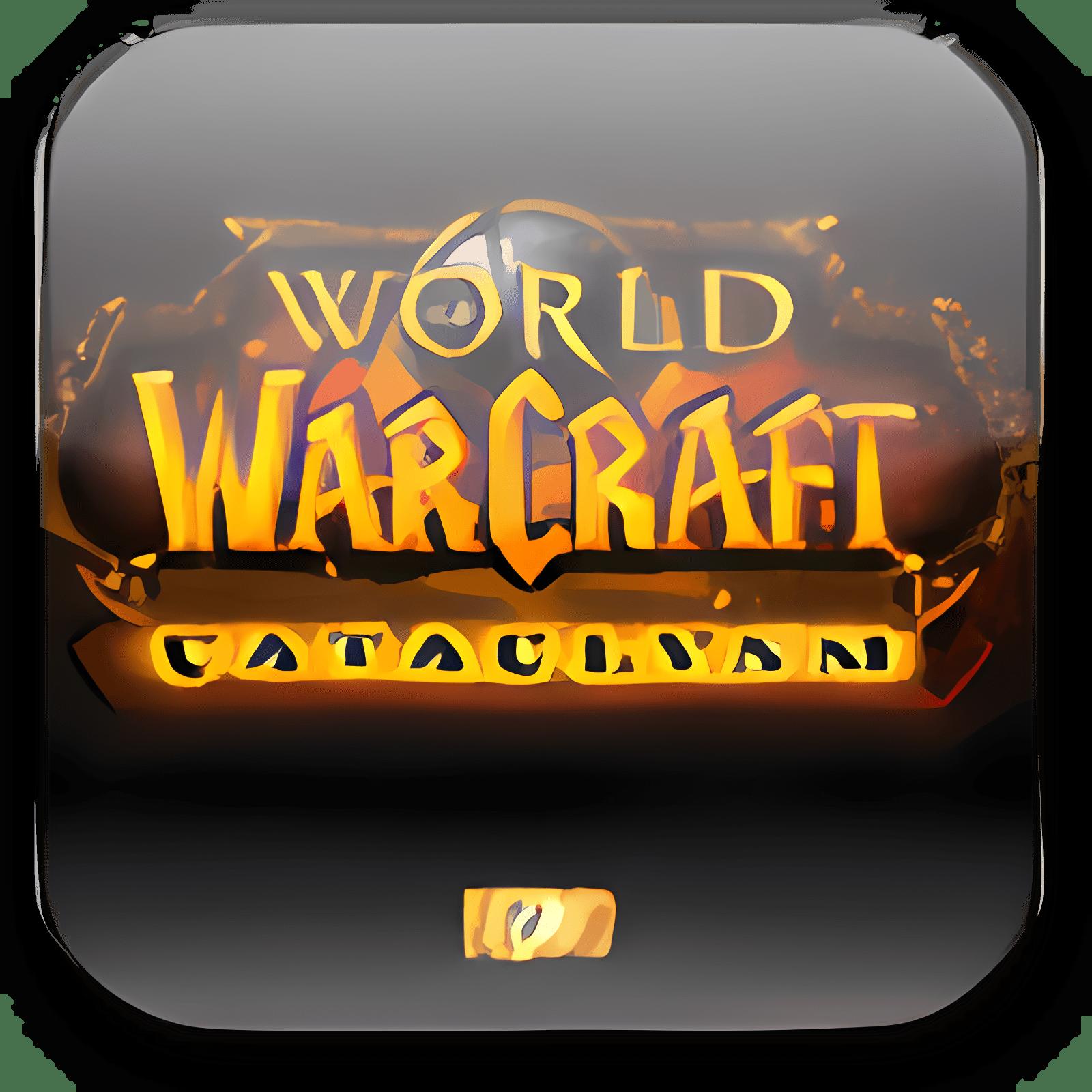 World of Warcraft: Cataclysm Fond d'écran