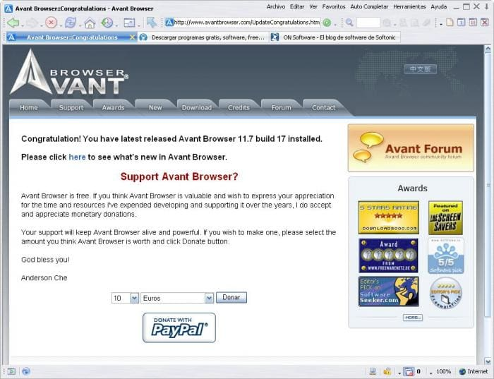 Download Avant Browser 2018 Build 7 - softpedia.com