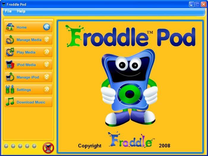 Froddle Pod