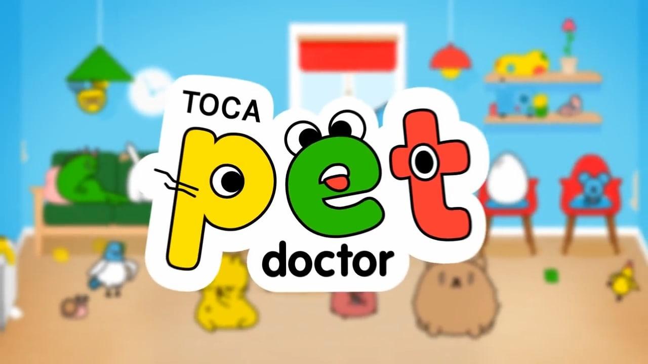 Toca Pet Doctor
