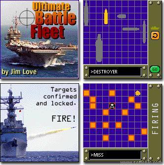 Ultimate Battle Fleet