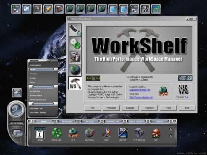 WorkShelf