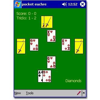 Pocket Euchre