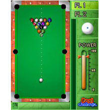 Pool Challenge