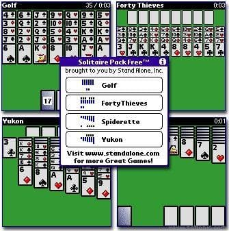 Solitaire Pack Free