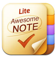 Awesome Note Lite (To do)