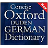 Concise Oxford-Duden German Dictionary 4.00