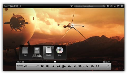 Intervideo windvd platinum 5 3 (dts + audio booster pack.