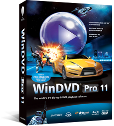 Corel WinDVD 11