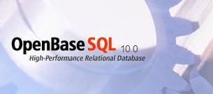 OpenBase SQL