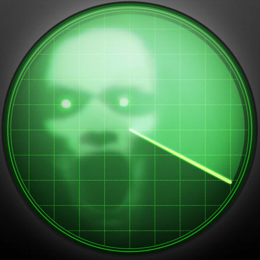 Ghost Detector Radar — paranormal spirit camera