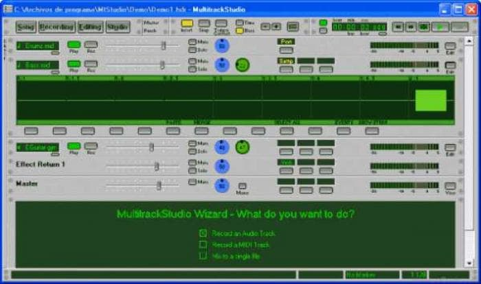 MultitrackStudio
