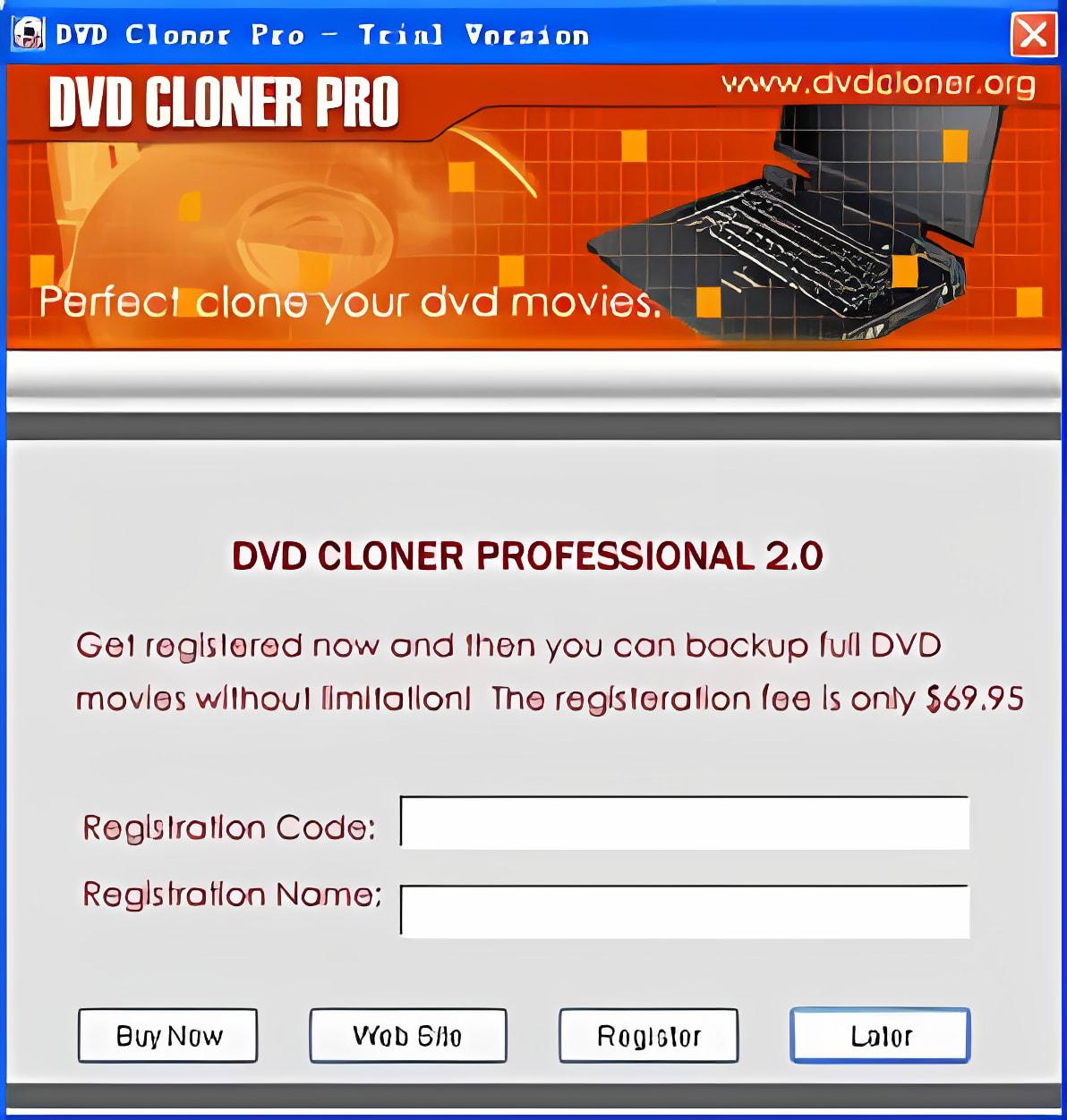 DVD Cloner Pro