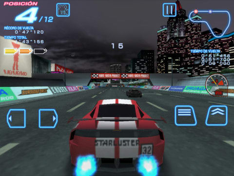 Ridge Racer Accelerated HD