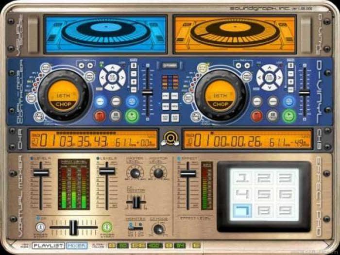 D-Vinyl LE