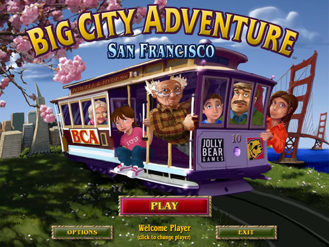 Big City Adventures - San Francisco