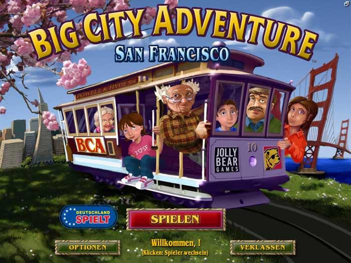 Big City Adventures: San Francisco