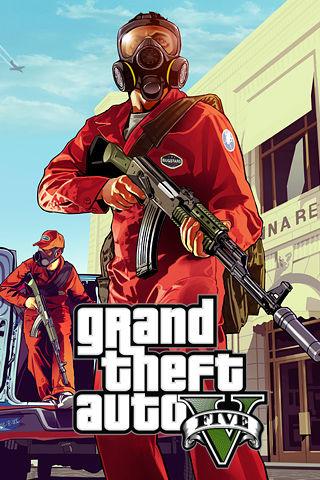 Wallpaper GTA 5 Pest Control