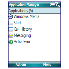 Applicaction Manager