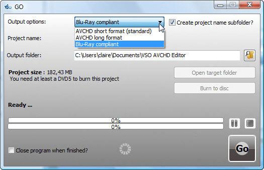 AVCHD Editor
