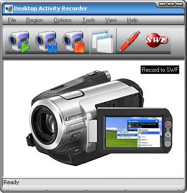 Desktop Activity Recorder