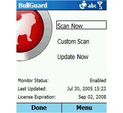 Antivirus Bullguard Mobile