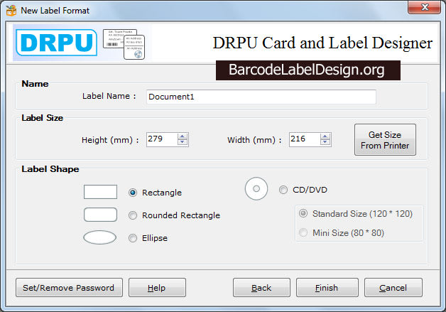 ID Card Designer Software