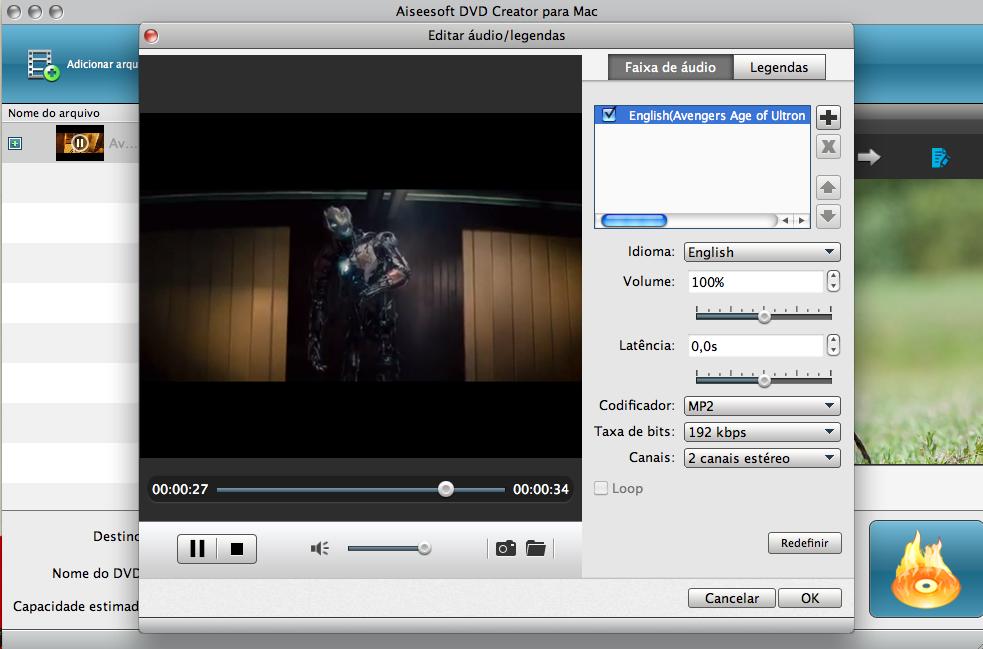 Aiseesoft DVD Creator for Mac