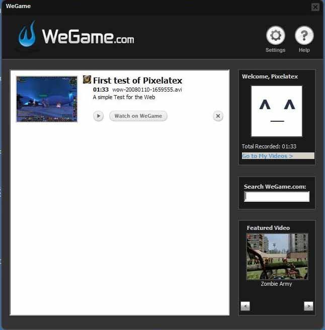 WeGame