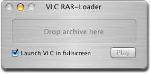 VLC RAR-Loader