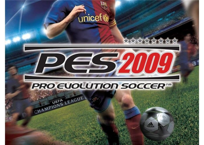Pro Evolution Soccer 2009 Wallpaper