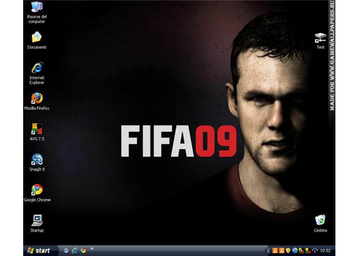 FIFA 09 Wallpaper