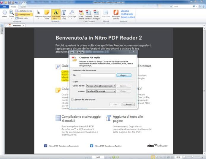 Nitro PDF Reader