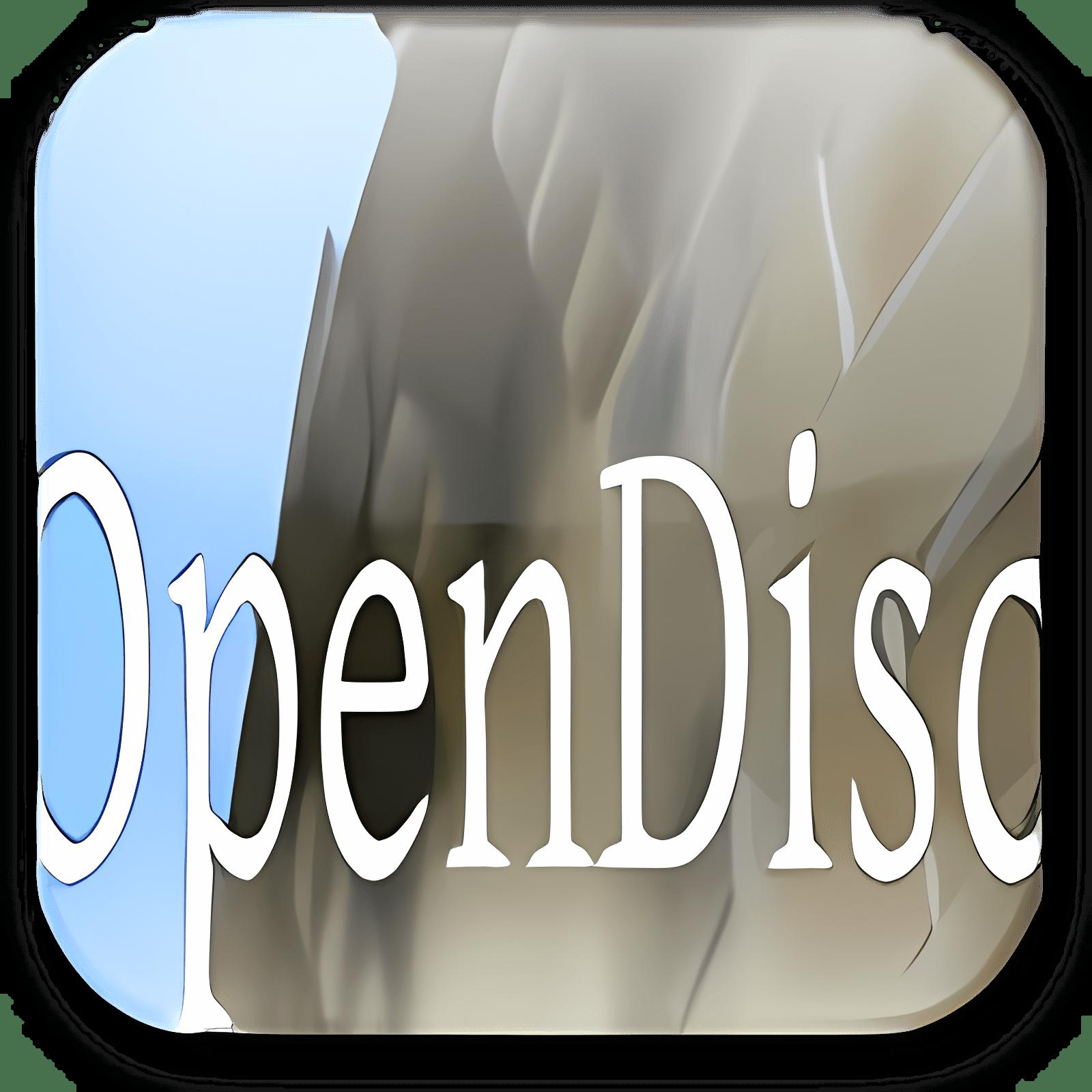 OpenDisc
