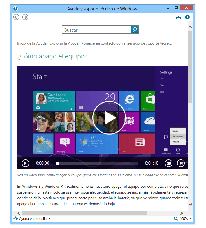 Classic Shutdown para Windows 10