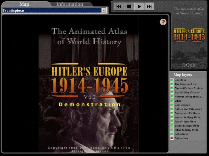 Hitler's Europe 1914-45: